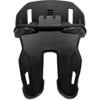 Leatt Spares DBX/GPX 5.5 S/M/L/XL Thoracic Pack Black Black (no graphics)