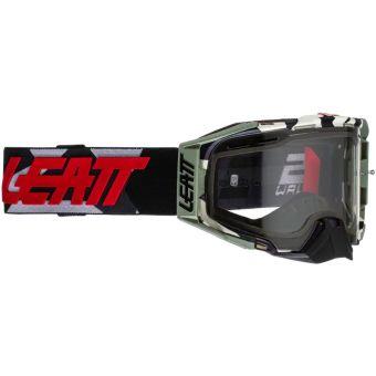 Leatt Velocity 6.5 Goggles Enduro JW22 w/ Clear Lens