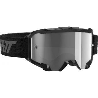 Leatt Velocity 4.5 Goggles Black With Light Grey Lens