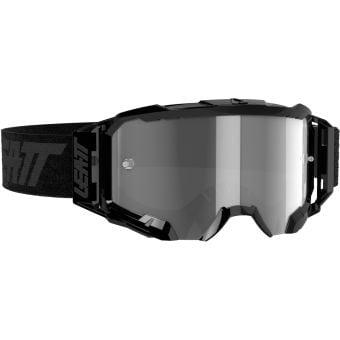 Leatt Velocity 5.5 Goggles Black With Light Grey Lens