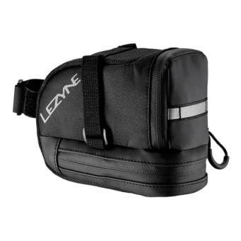 Lezyne Caddy Saddle Bag Large Black