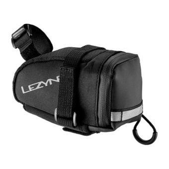 Lezyne Caddy Saddle Bag Medium Black/Black