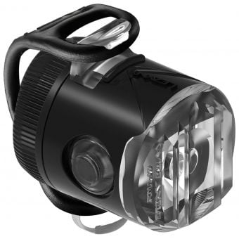Lezyne Femto USB Drive 15lm LED Front Light Black