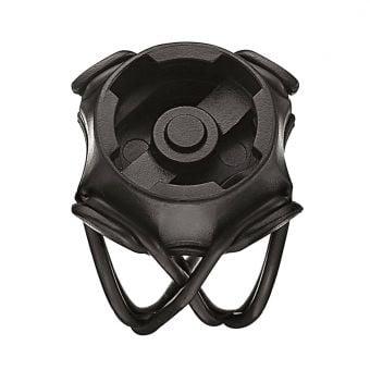 Lezyne GPS O-Ring Mount Kit Black