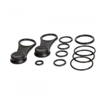 Lezyne HV Seal Kit Black V1