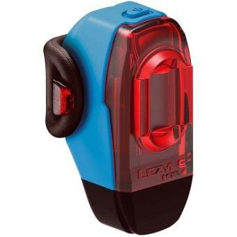Lezyne KTV Drive LED 10lm USB Rechargeable Rear Light Blue