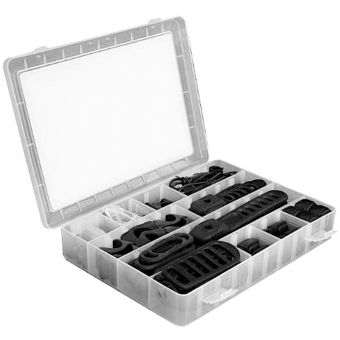 Lezyne LED Bike Light Spare Parts Tackle Box