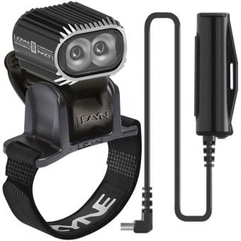 Lezyne Multi Drive 1000 lm LED Front Light w/Power Pack Black
