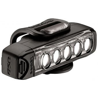 Lezyne Strip Drive LED USB 400lm Front Light Black