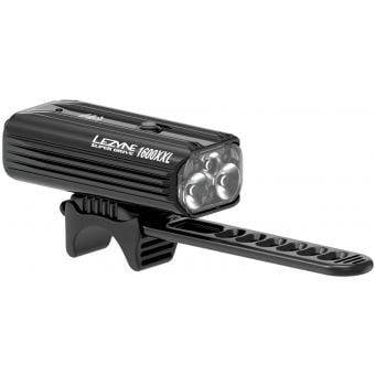 Lezyne Super Drive 1600XXL USB 1600lm LED Front Light Black