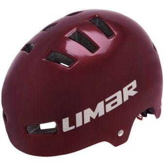 Limar 360 Helmet Burgundy Medium