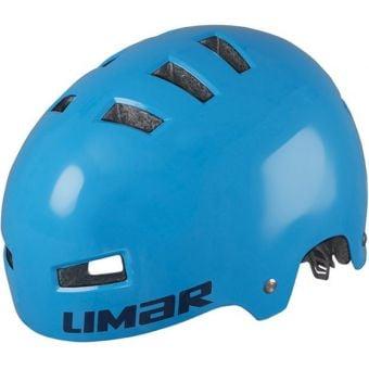 Limar 360 Helmet Teen Blue Medium