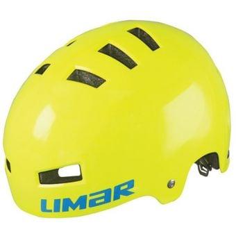 Limar 360 Helmet Teen Fluro Yellow Medium