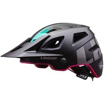 Limar Delta Helmet Matte Black Pink Medium