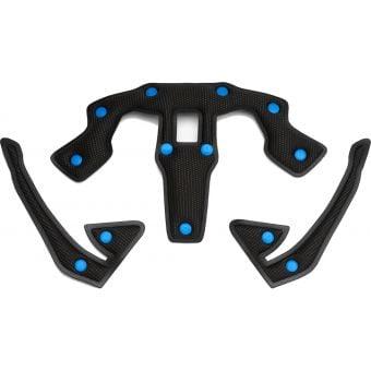 100% Trajecta Helmet Replacement Thin Liner Kit