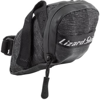 Lizard Skin Super Cache Saddle Bag Black