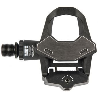 Look Keo 2 Max Pedals Black