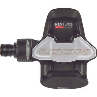 Look Keo Blade Carbon Ceramic 12/16Nm Pedals Black