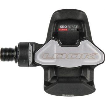 Look Keo Blade Carbon Ti Ceramic 12/16Nm Pedals Black