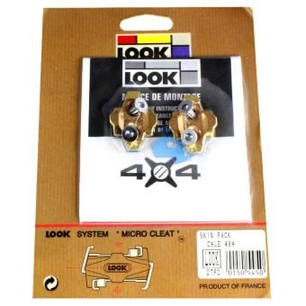 Look System PP44 Micro Cleats Brass