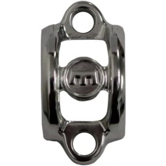 Magura MT&HS Handlebar Clamp Polished Chrome (1pc)