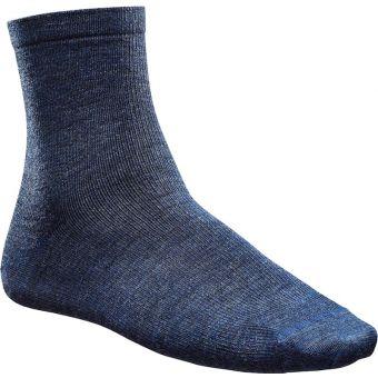 Mavic Essential Merino Mid Socks Majolica Blue/Stellar