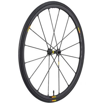 Mavic R-SYS SLR 700x25c Clincher WTS Front Wheel Black