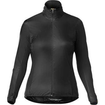 Mavic Sirocco Womens Jacket Black