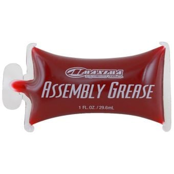 Maxima 1oz Single-Use Pillow Pack Assembly Grease (29.6mL)