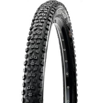 """Maxxis Aggressor 27.5x2.50"""" 120x2TPI Wide Trail TR/DD Folding MTB Tyre"""