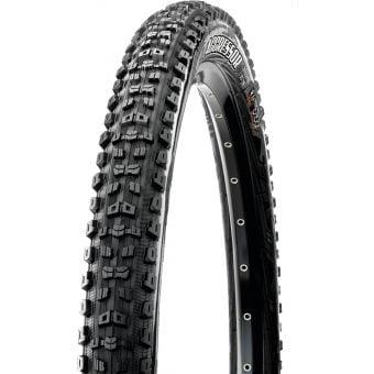 "Maxxis Aggressor 27.5x2.50"" Wide Trail EXO/TR Folding MTB Tyre"