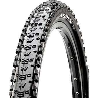 "Maxxis Aspen 27.5x2.25"" 120TPI EXO/TR Folding MTB Tyre"