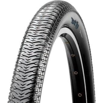 """Maxxis DTH 20x1.75"""" 120TPI Silkworm Folding BMX Tyre"""