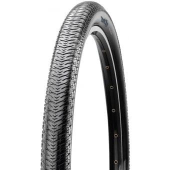 """Maxxis DTH 20x1.95"""" 120TPI Silkworm Folding BMX Tyre"""