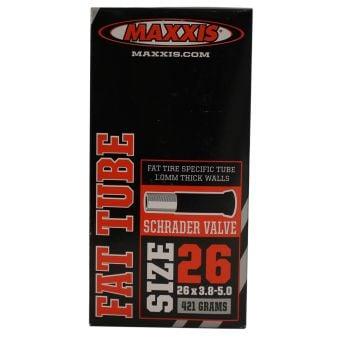 Maxxis Fat 26x3.8/5.0 Schrader Valve Tube