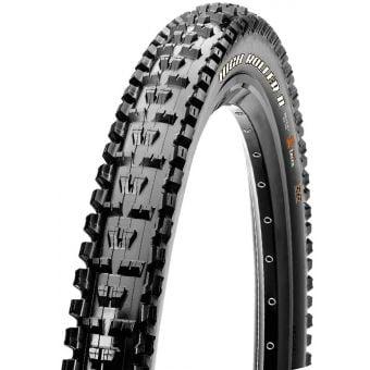 "Maxxis High Roller II 27.5x2.50"" 120x2TPI 3C/TR/DD Folding MTB Tyre"