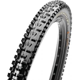 "Maxxis High Roller II 29x2.50"" 120x2TPI Wide Trail 3C/TR/DD Folding MTB Tyre"