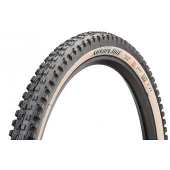 Maxxis Minion DHF Tan Wall 27.5x2.30 (650B) 3C EXO Tubeless Ready Folding MTB Tyre