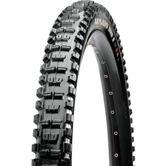 """Maxxis Minion DHR II 27.5x2.40"""" 120TPI 3C Grip TR Folding MTB Tyre"""