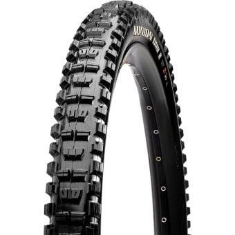 "Maxxis Minion DHR II 26x2.40"" Wide Trail 3C/EXO/TR Folding MTB Tyre"