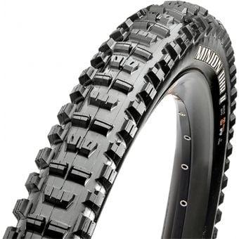 """Maxxis Minion DHR II 27.5"""" (650B)x2.40"""" WT 3C Maxx Terra EXO TR Folding Tyre"""