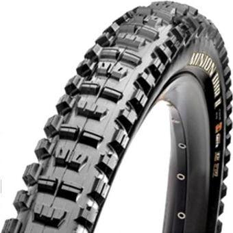 "Maxxis Minion DHRII 29x2.40"" Wide Trail 3C/EXO/TR Folding MTB Tyre"