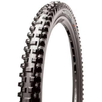 "Maxxis Shorty 27.5x2.50"" (650B) 60X2TPI Wide Trail DH/3C/TR Folding Downhill MTB Tyre"