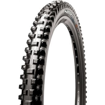 "Maxxis Shorty 29x2.50"" Wide Trail 120TPI 3C Maxx Grip Folding MTB Tyre"