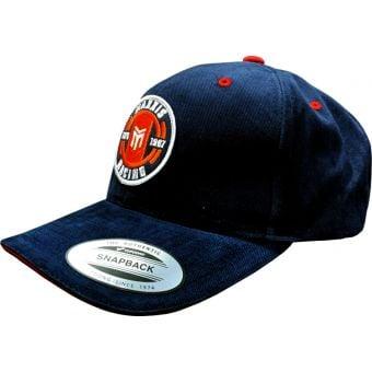 Maxxis Snapback Vintage Cap Contrast Black Unisize