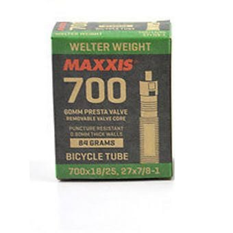 Maxxis Welter Weight 700x18c 48mm Presta Valve Tube