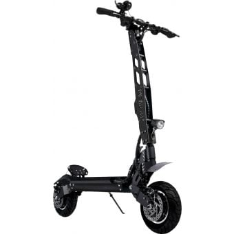 Mearth GTS Electric Scooter Stealth Black