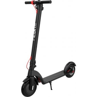 Mearth S Electric Scooter Black/Red