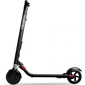 Mearth X Pro Electric Scooter Black/Red