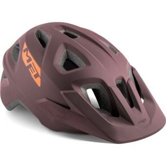 MET Echo MTB Helmet Garnet Red/Matt